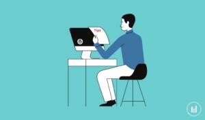 4 astuces lorsque vous commencez un site internet