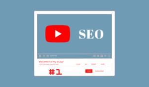 YouTube SEO 2021: Référencement des videos – Mots-clés