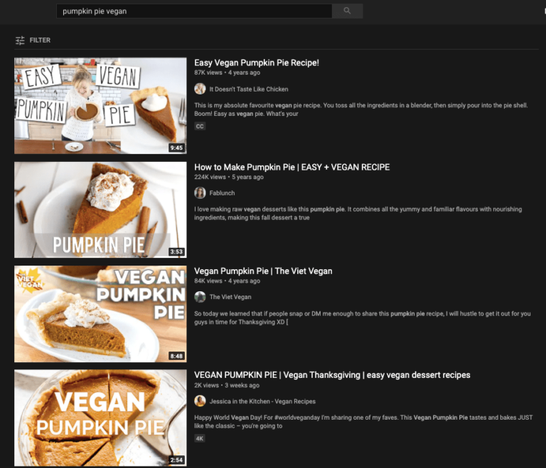 YouTube SEO - title
