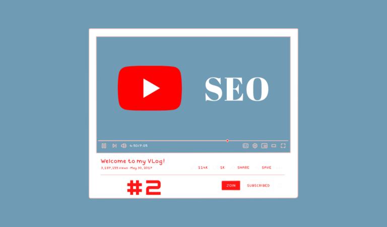 Youtube SEO - Titlte, Description, tags, transcript