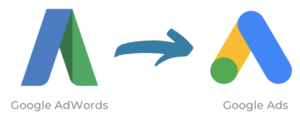 Adwords to Google Ads