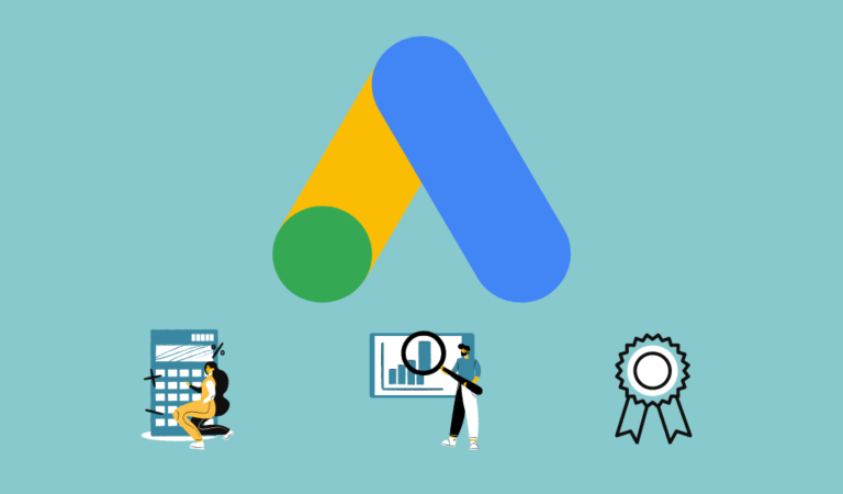 Google Ads - Cost, Planification, Certification
