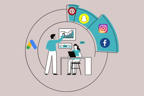 digital paid marketing - display, video & search